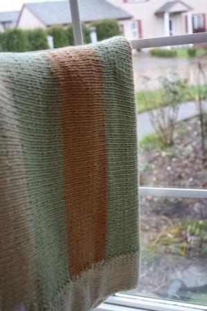 Tate blanket window