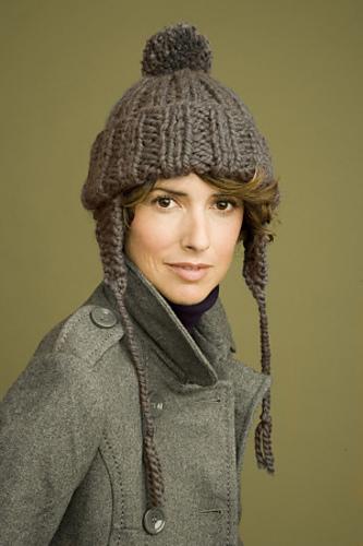 Lion brand snowstorm hat pattern