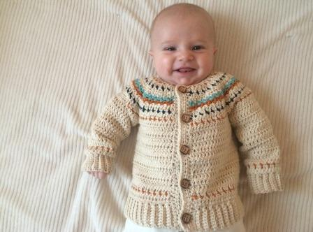 Joshua sweater small