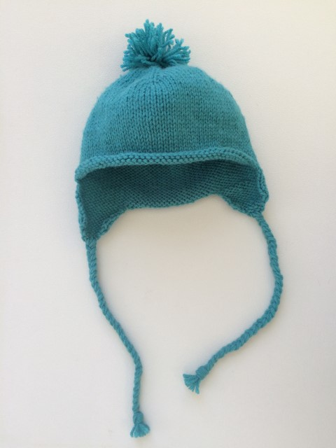Earflap hat (Small)