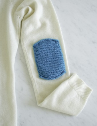 Knit-elbow-patches